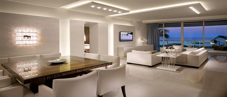 Освещение квартиры