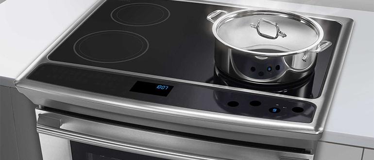 Выбор кухонной плиты