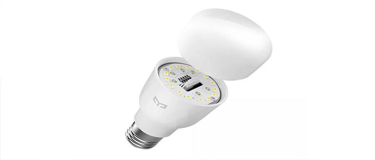 Умное освещение дома благодаря использованию современных лампочек SMART