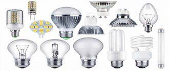 Какие лампочки выбрать для квартиры?